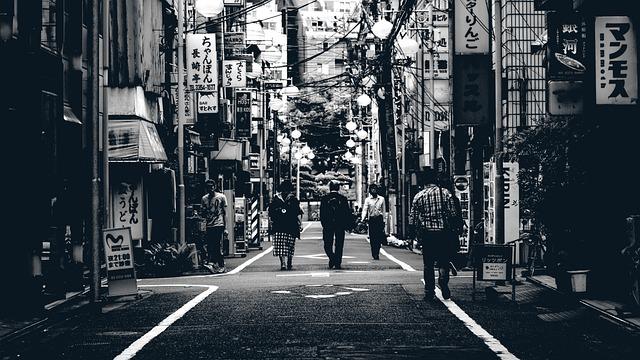 Cara Kerja di Jepang