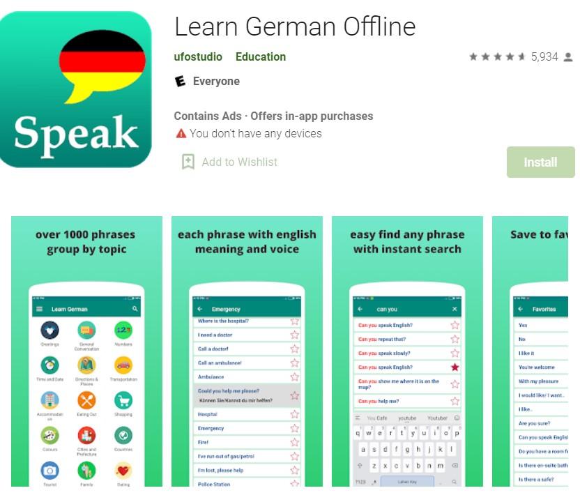 aplikasi belajar bahasa jerman terbaik
